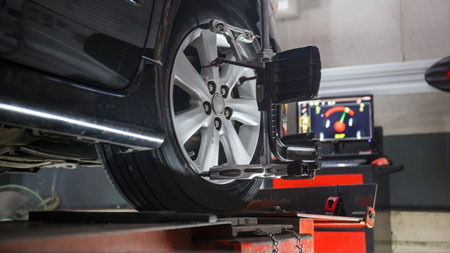 TLC Wheel Alignment